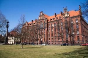 El Seminario de la ciudad de Wrocław