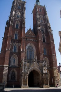 Catedral de St Juan Bautista