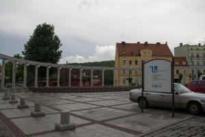 El teatro y el centro cultural