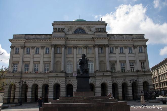 Sociedad científica de Varsovia